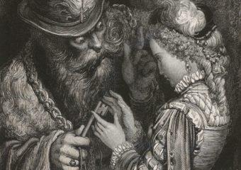 Barbablù di Gustave Dorè